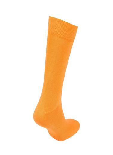 Katia & Bony Family Erkek Basic Soket Çorap  Oranj